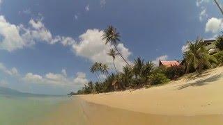 видео Аренда вилл, апартаментов и бунгало на пляже Лаем Сэт, Самуи, Таиланд