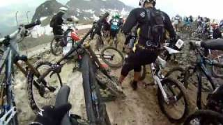 Megavalanche 2011 Top Race (Part 1 of 4)