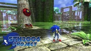 Sonic Generations - STH2006 Project - Tropical Jungle - Final
