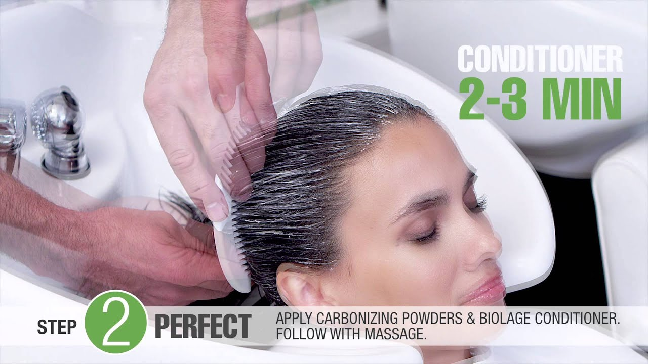 52a2c328743b MATRIX BIOLAGE PELICURE STEP-BY-STEP - YouTube