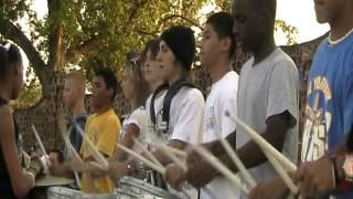 JHS Drumline - Jacksonville, Texas