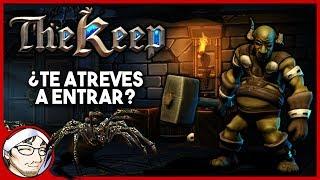 THE KEEP ► Un Dungeon Crawler de la Vieja Escuela, Especial para Principiantes! │ Review en Español