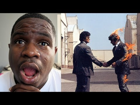 Hip-Hop Head REACTS To Pink Floyd - Wish You Were Here