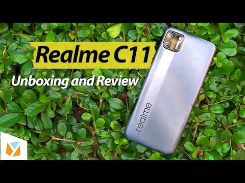 Realme C11 Unboxing and Review