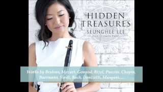 Hidden Treasures, Seunghee Lee, Clarinet