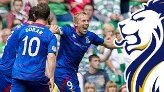 Celts hit back to deny ICT | Celtic 2-2 Inverness CT, 24/08/2013