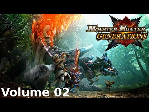 Monster Hunter Generations Mash -- Volume 2 (Parts 11-20)