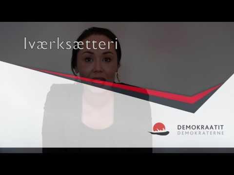 Tillie Martinussen - Demokraatit