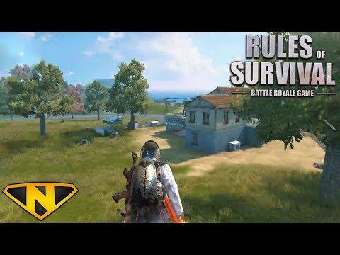 Squad Shutdown! (Rules of Survival: Battle Royale)