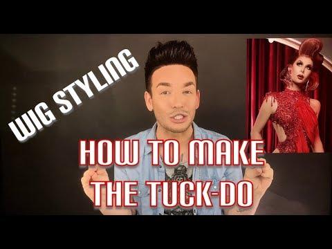 Creating the TUCK-DO  |  Shontelle Sparkles
