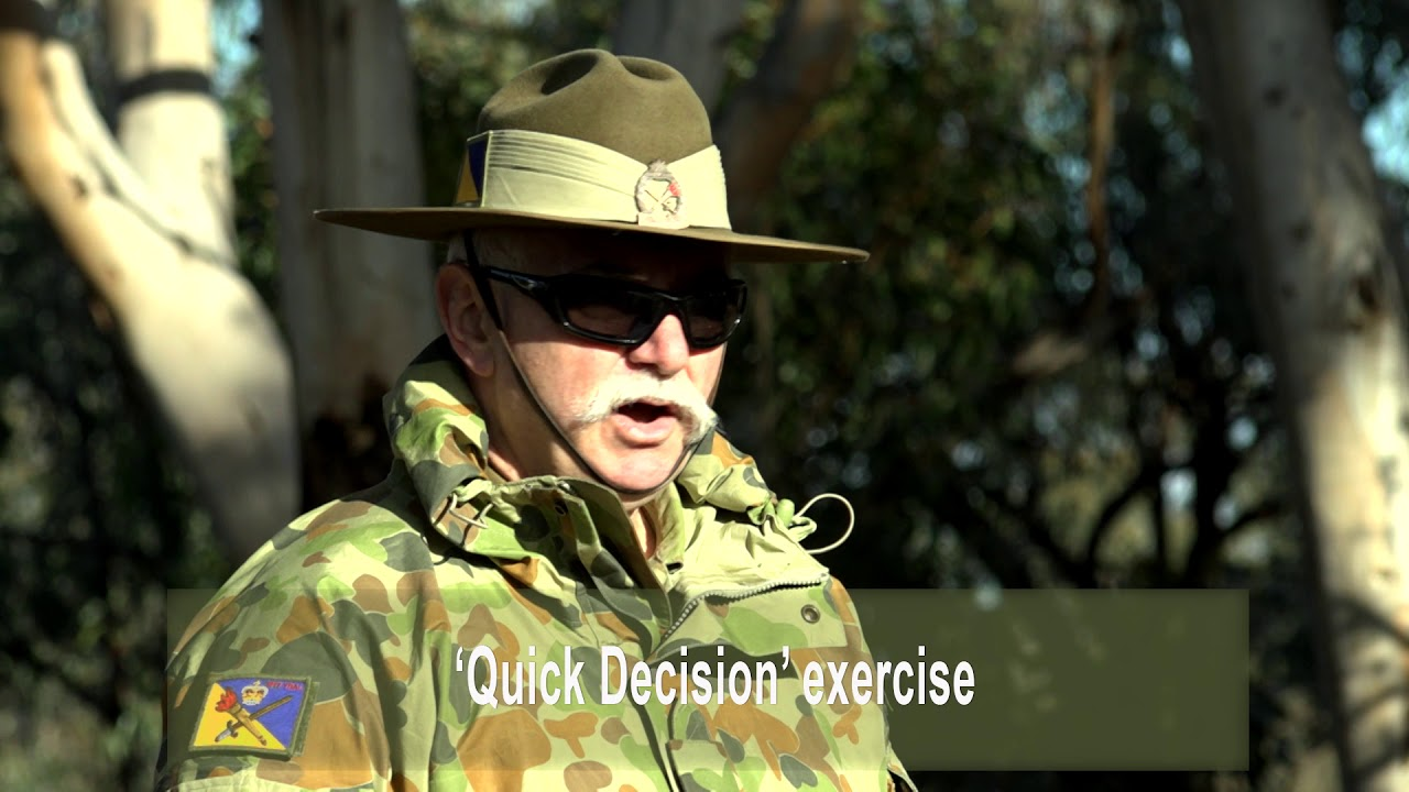 Afx Army Cadets chief of army cadet challenge