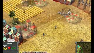 Empire Earth Multiplayer Grenwar [Map1] [Part1]