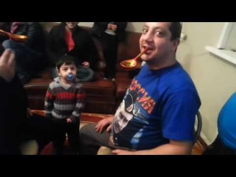 Танцы на цыганских праздниках. Видео