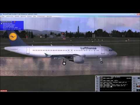 STS 004 Berlin Tegel to Frankfurt Teil 2