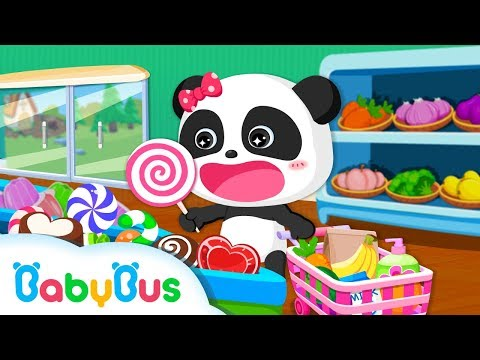 Baby Pandas Supermarket Apps On Google Play