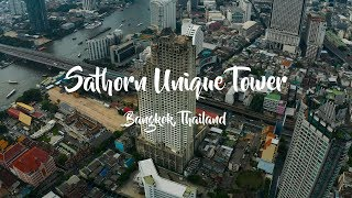 Sathorn Unique Tower in Bangkok, Thailand