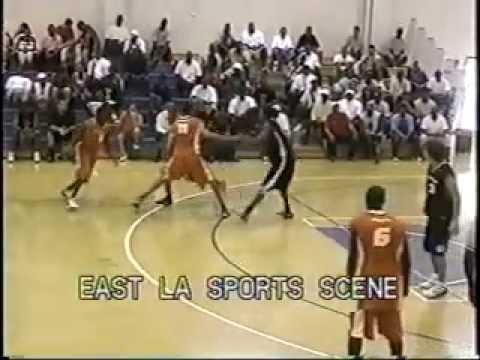 PRO-CITY Basketball Highlights @ West L.A...2005