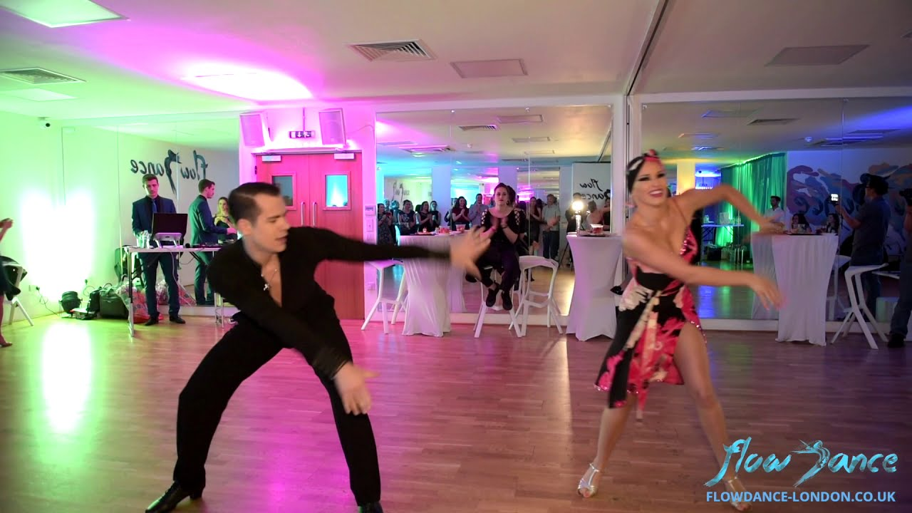 La Bomba   Ricky Martin   Jakub Drmota & Magdalena Baranowska - Samba   Spring Blast 2019