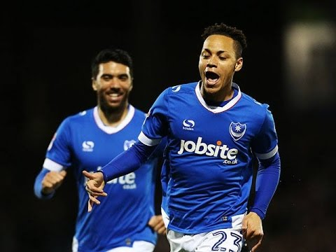 Highlights: Portsmouth 4-0 Grimsby Town