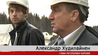 Единственный в России завод по производству OSB(, 2012-10-11T10:24:47.000Z)