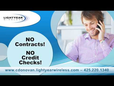 Lightyear Wireless Consumer Ad