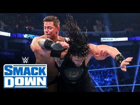 Roman Reigns & Daniel Bryan Vs. The Miz & John Morrison: SmackDown, Feb. 14, 2020