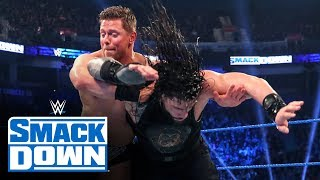 Roman Reigns & Daniel Bryan vs. The Miz & John Morrison: SmackDown, Feb. 14, 2020