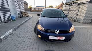 Volkswagen Golf VI 1.6tdi Match | Гольф 6 универсал из Германии |Автоимпорт |Пригон авто из Германии