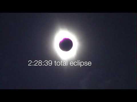 Solar Eclipse 1998 Guadeloupe