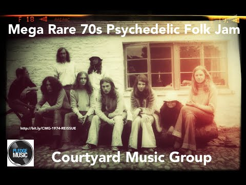 Rare 70s Psychedelic Folk | The Magician | Courtyard Music Group