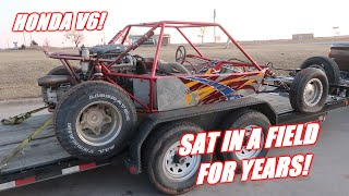 We Bought a Honda Powered DUNE BUGGY!
