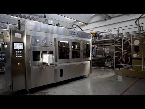 Galdi RG50 Multi-Packaging Food Filling Machine