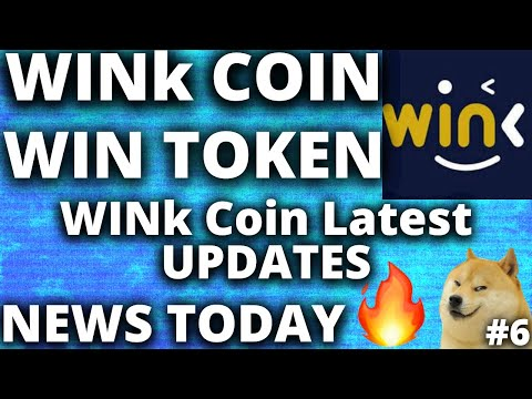 WINk Coin Price Prediction: WINk Coin HOLD/SELL ? | WIN Coin Price Prediction Hindi | WINk Coin News