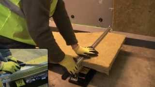Insulation Cutting Solutions available from Rodenhouse Inc.