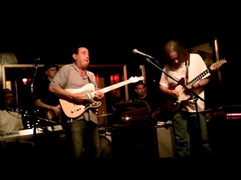 Steve Trovato at Lucy's 51 with Scott Henderson