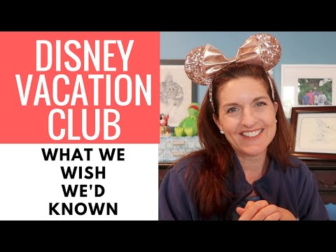 Buying Disney Vacation Club! What we wish we'd known