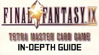 Final Fantasy IX 9 Tetra Master in-depth guide and real world comparison