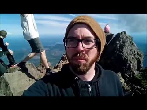 Mt  Ellinor Father's Day 2016