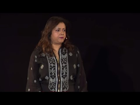 Between the Kabah Sharif and a Hard Place | Sharbari Ahmed | TEDxFergusonLibrary