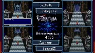 Terranigma 20th Anniversary Race