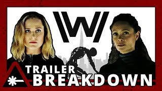 WESTWORLD: New Season 3 Trailer Breakdown (Nerdist News w/ Dan Casey)