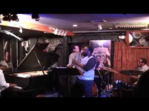 Kevin Harris Project @ Smalls Jazz Club, NYC