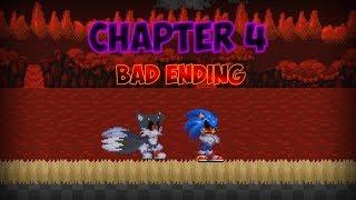 The Bad Ending!! | Sonic.EXE: Blood Scream - Bad Ending (Chapter 4)