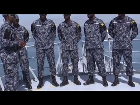 New uniform for the Jamaican army