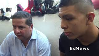 Munguia How  He See The Out Come Of GGG Vs Canelo 2 EsNews Boxing