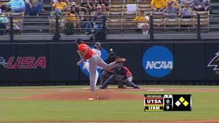 Southern Miss Baseball vs UTSA Game 1 - 03.17.18