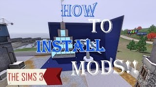 The Sims 3: How to Install Mods