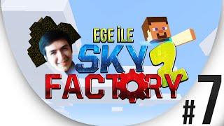 Sky Factory 2 - Bölüm 7 - Endüstriye Giriş