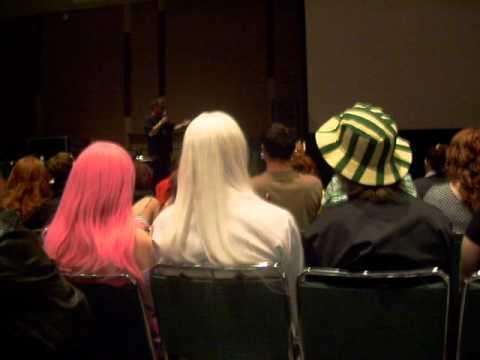 Steve Blum talks as Rytlock from Guild Wars 2