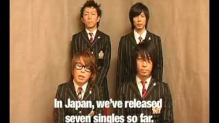 Expectation about European tour Interview / abingdon boys school.